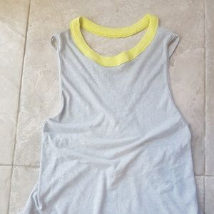 Free People Tank Athletic xs